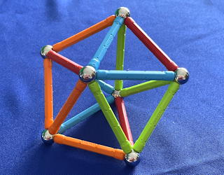 geomag confetti magnetic stem building kit review
