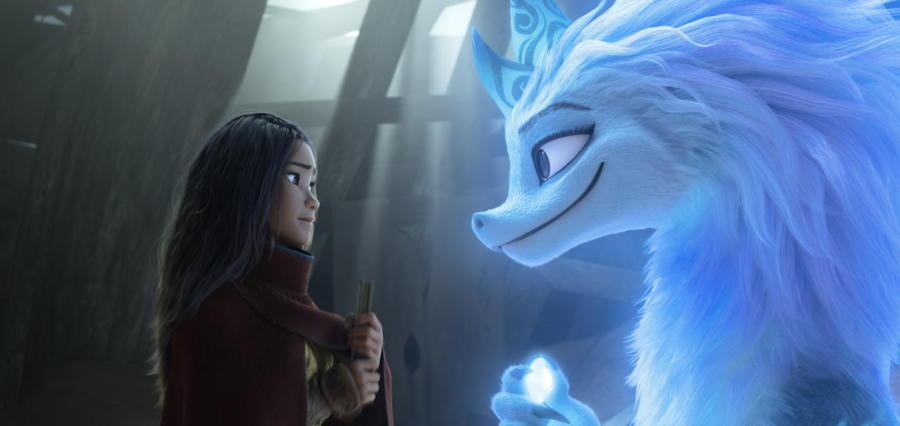raya and the last dragon 2021 - movie still publicity photo