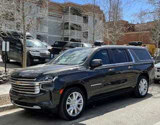 2021 chevy chevrolet suburban 4wd high country edition - trip report experience journal