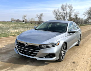2021 honda accord hybrid trg drive experience review hands on