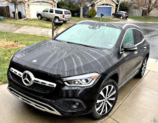 2021 mercedes-benz gla250 - review drive experience