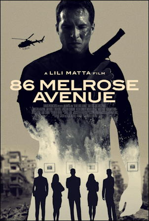 86 melrose avenue movie poster one sheet