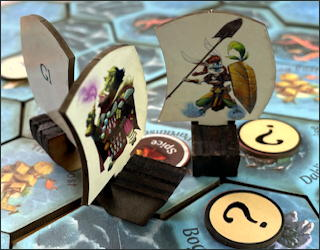 quests & cannons board game preview
