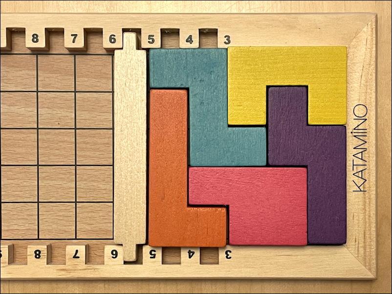katamino puzzle level 5 slam