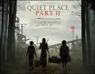 a quiet place part ii 2 sequel - film review movie