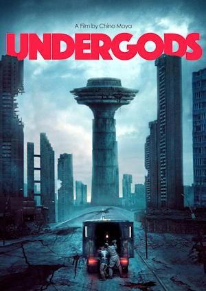 undergods 2021 movie poster one sheet