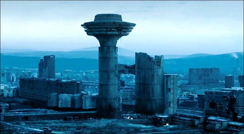 """The apocalyptic wasteland of """"Undergods"""""""