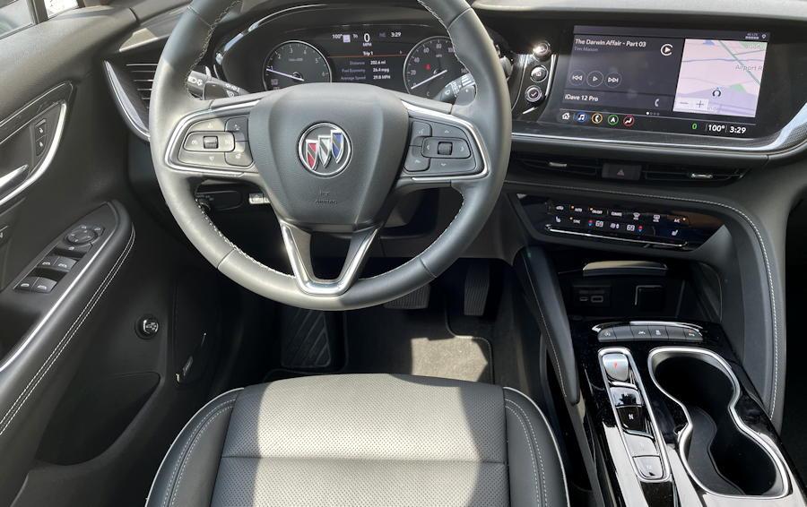 2021 buick envision essence fwd - interior dash