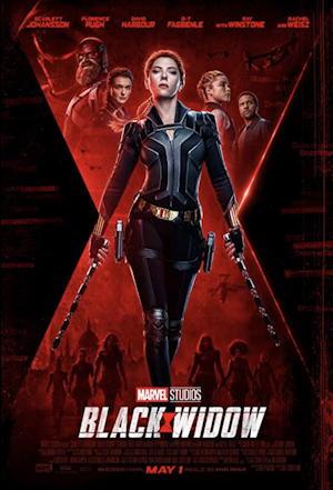 black widow 2021 movie poster one sheet