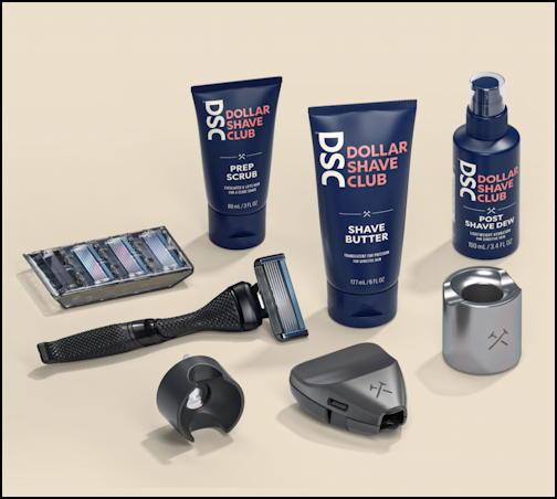 dollar shave club - super ultimate shave gift set