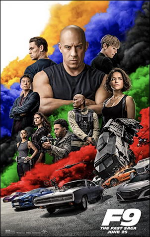 f9 legacy fast furious film movie poster one sheet