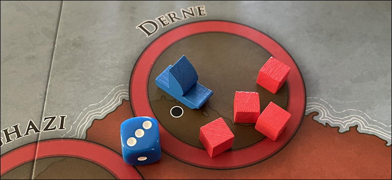 the shores of tripoli game - assault on derne