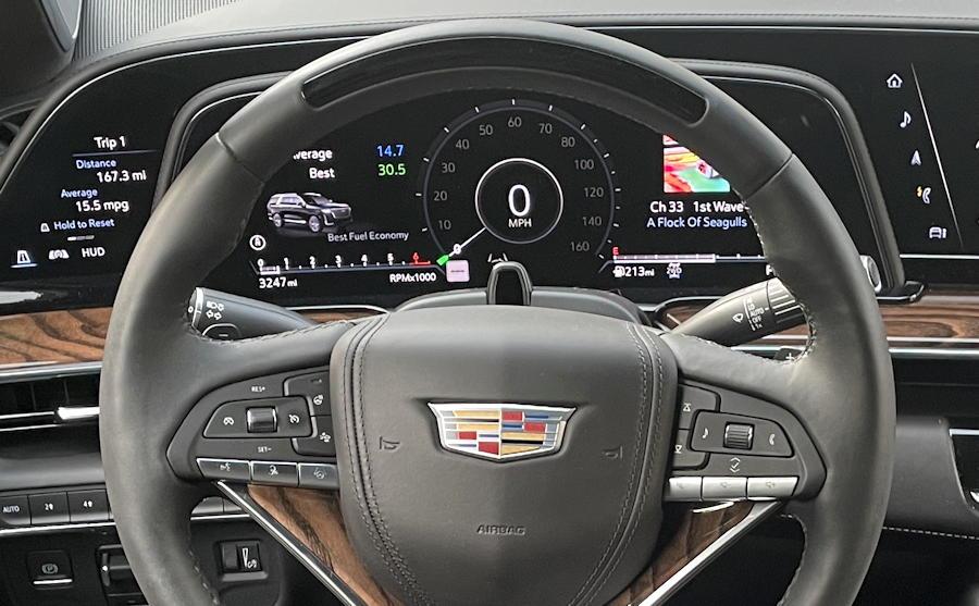 2021 cadillac escalade 4wd sport platinum - super drive