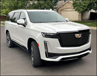 2021 cadillac escalade 4wd sport platinum review drive experience