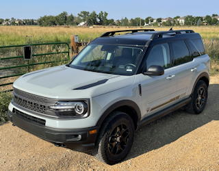 2021 ford bronco sport first edition 4x4 drive experience review report
