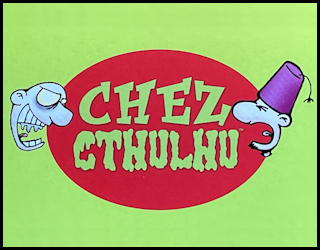 game review - chez cthulhu - from steve jackson games