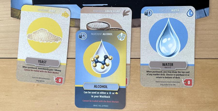 distilled board game review - making moonshine