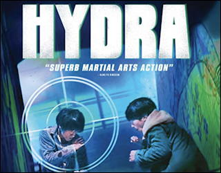 hydra 2019 - martial arts action film review