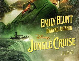jungle cruise 2021 - film movie review
