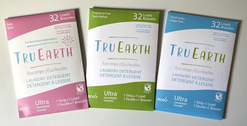 tru earth three fragrance options