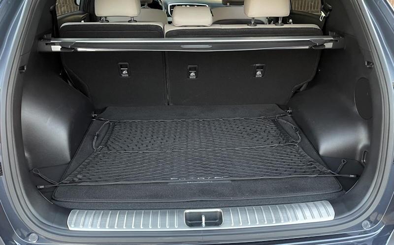 2020 Kia Sportage SX AWD - rear cargo space hatch