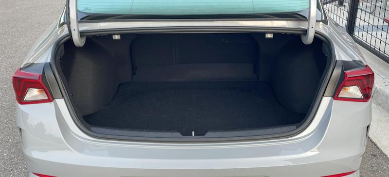 2021 kia k5 gt-line awd - trunk