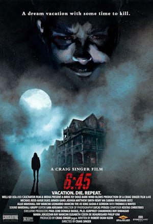 6:45 movie poster one sheet