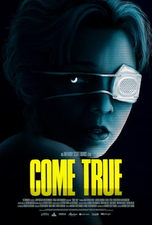 come true movie poster one sheet