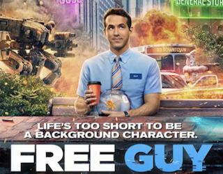 free guy 2021 film movie review