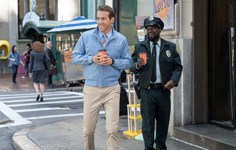 free guy 2021 publicity still photo ryan renolds, Lil Rel Howery