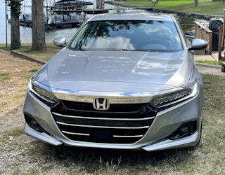 2021 honda accord hybrid trg road trip writeup drive experience