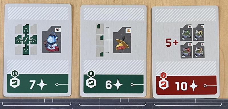 luna capital game - concession cards