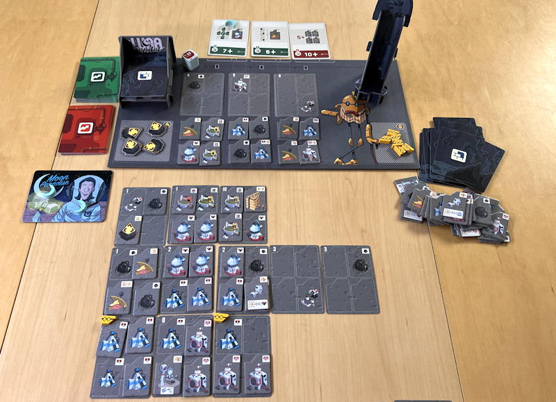 luna capital game review - almost done solo