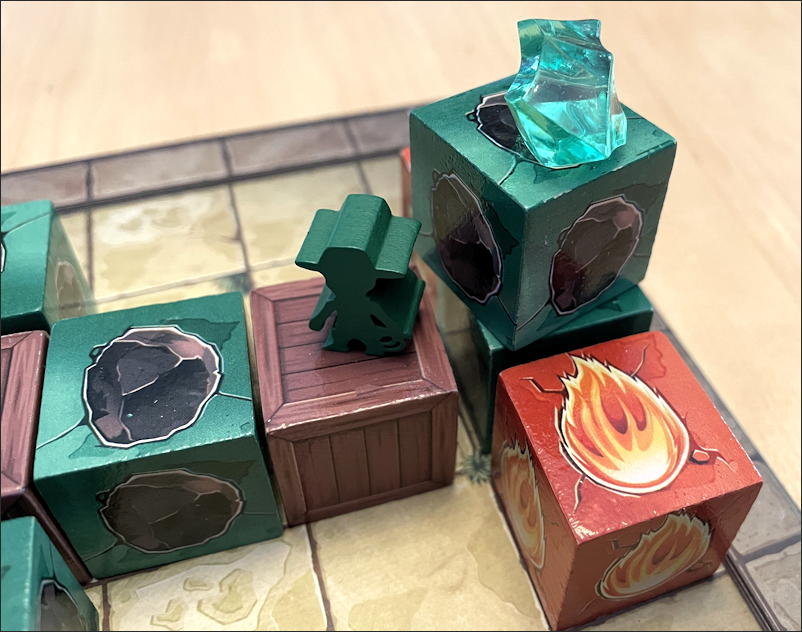 relics rajavihara - montalo's revenge - puzzle game - get the seer stone