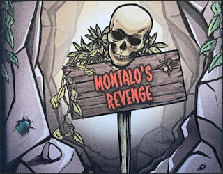 montalo's revenge sign from puzzle game