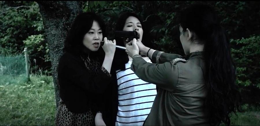 Ouija Japan Film publicity still two
