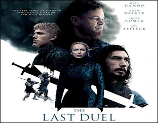 the last duel 2021 film movie review