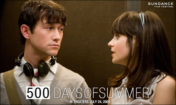 500 days of summer still