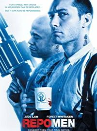 Repo Men Poster