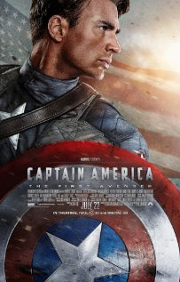 captain america one sheet