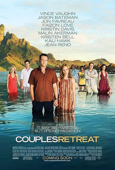 couples retreat one sheet