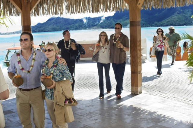 couples retreat publicity still