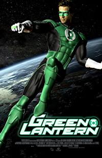 green lantern one sheet