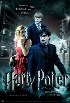 harry potter deathly hallows pt1