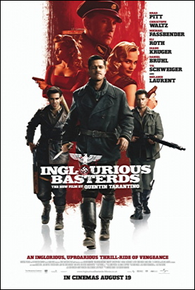 inglourious basterds one sheet