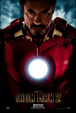 iron man 2 one sheet