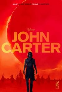 john carter mars one sheet