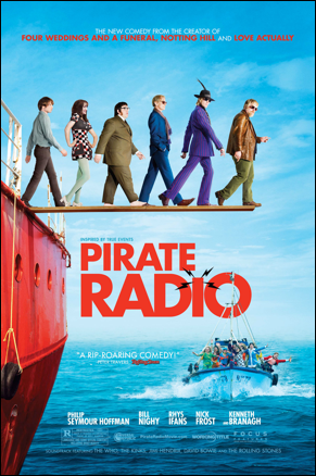 pirate radio one sheet