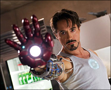 robert downey jr ironman