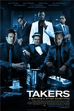 takers one sheet